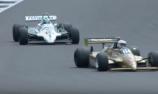 VIDEO: Historic Formula 1 at Silverstone