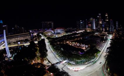 Supercars CEO to meet Asian race promoters at Singapore GP