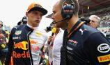 Frustrated Verstappen bemoans Red Bull reliability