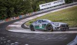 AMG GT4 to make race debut at Nurburgring