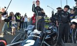 KIRBY: Newgarden makes his mark