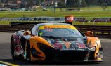Talbot loses GT points lead due to spin
