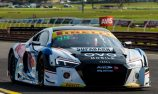 Walsh takes provisional GT pole as Talbot falters