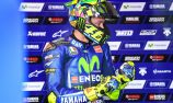 Rossi breaks leg in training crash