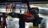 Verstappen says Vettel has not apologised