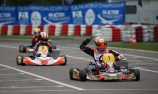 Dual karting world champ returns to Race of Stars