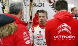 Loeb set for second Citroen World Rally Car test