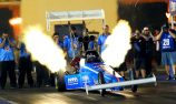 Australian Top Fuel abandons quarter-mile