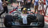 Hamilton not aiming for Schumacher title tally