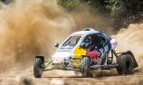 VIDEO: Sainz v Sainz Car Cross challenge