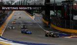ASIAN WRAP: van der Drift in bizarre Singapore finish