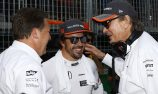 Alonso stays with McLaren