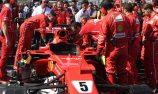 Vettel plays down Marchionne's Ferrari comments