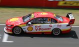 McLaughlin shatters track record in Practice 5