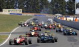 Williams wins final F3 round at Wakefield Park