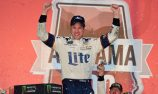 Keselowski survives carnage to win in Talladega