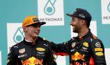 Verstappen deal aids Ricciardo's Mercedes/Ferrari hopes