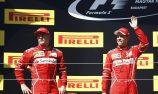 Vettel hails non-political team-mate Raikkonen