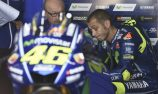 Rossi fears 'more problems' for leg in Japan