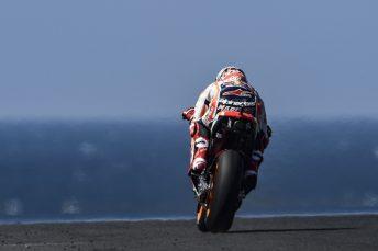 Marquez, Australian MotoGP 2017