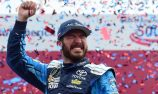 Truex survives overtime to win in Charlotte