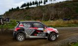 Gilmour gears up for Rally Waitomo