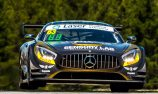 Hackett/Storey Mercedes takes pole at Highlands