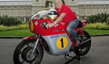 Agostini to ride title-winning bike at Island Classic