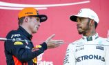 Hamilton wary of growing threat from Verstappen