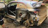 Double puncture ends Mikkelsen's Rally Australia charge