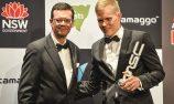 Tänak wins second-straight WRC top driver
