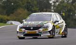 Rullo set for BTCC Vauxhall test at Brands Hatch
