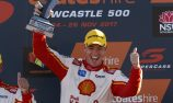 McLaughlin wins, Whincup title bid derailed
