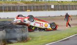 Mostert accepts blame for Reynolds/Coulthard crash