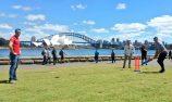 VIDEO: WRC stars hit Sydney