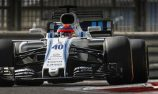 Kubica denies driving one-handed after F1 test