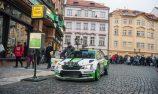 VIDEO: Skoda Fabia R5 rally car turns taxi