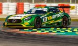 Baird, D'Alberto, Twigg to share Merc in B12 Hr