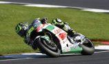 Crutchlow wanted MotoGP back at Donington