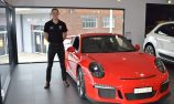 Cameron Hill to take on Carrera Cup