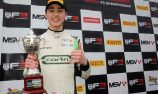 James Pull – runner-up in British F3 for Toyota Racing Series