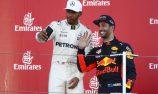 Ricciardo: Cool head won Hamilton 2017 title