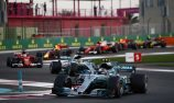 F1 adjusts grid penalty system for 2018