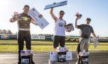 Gaz Whiter defends Summer Bash title