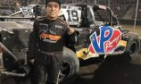 Lopez wins chaotic Stadium Super Trucks race