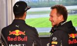 Ricciardo happy with Red Bull support