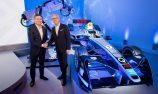 Formula E gains naming rights sponsor