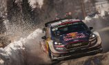 Ogier leads ahead of final day in Monte-Carlo