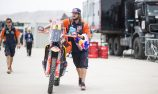 Price: Starting Dakar 'a win in itself'