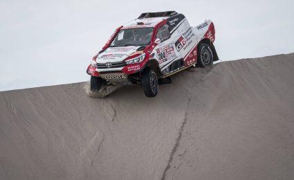 GALLERY: 2018 Dakar Rally second week